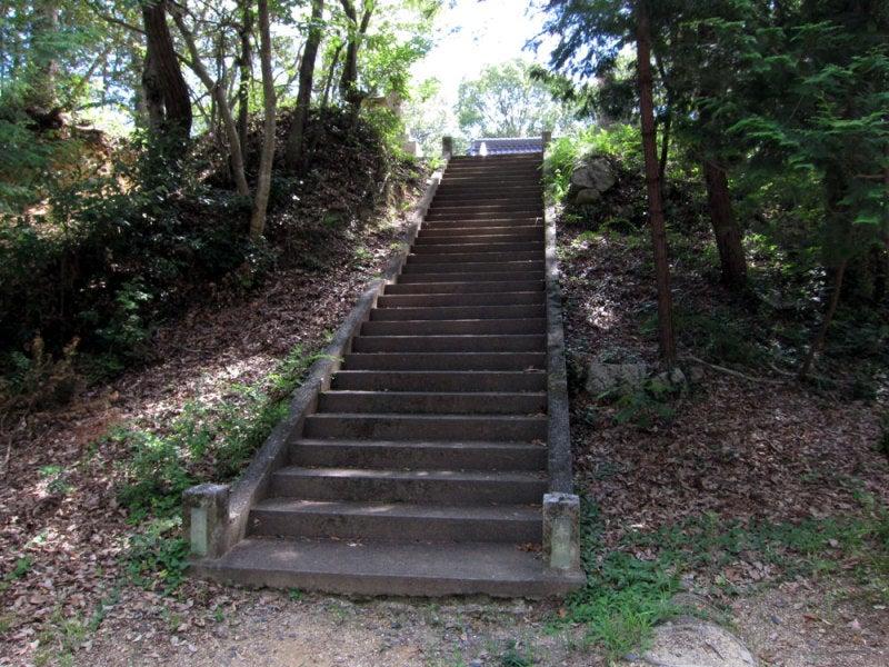 東広瀬城⑤階段