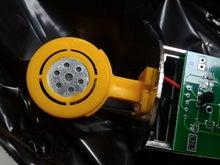 BM800 黄色いマウント