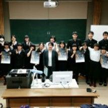 松阪工業高校合唱部の…