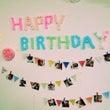 お誕生日とお誕生日