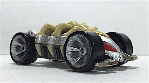 リアタイヤ用ベース車