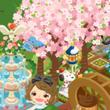 ご近所の桜はまだだな…