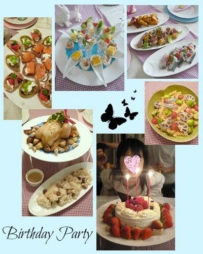 娘の3rd Birthday Party