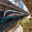 北海道新幹線を見に行…