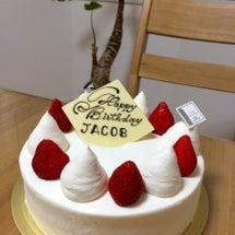 ジェイコブの誕生日