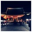 夜の浅草寺☆