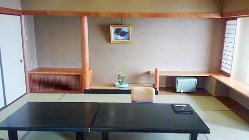 銀波荘客室