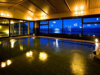 銀波荘大浴場