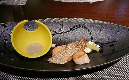 銀波荘夕食5