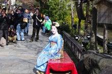 祇園白川の桜と芸舞妓撮影会011