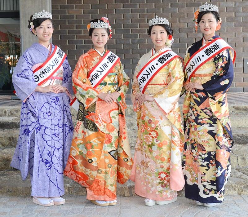 2016京都・ミスきもの