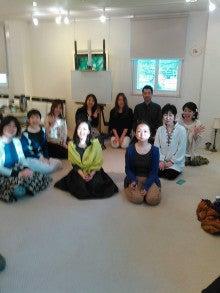 亮然さん/瞑想会と宇宙真理ガイダンス