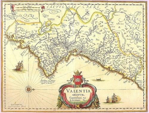 マニセス地図