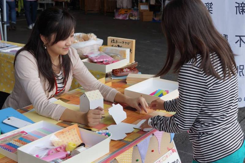 富士山マーケット 昨年の丸統市場の様子14