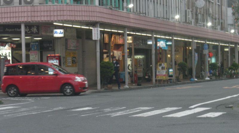 富士駅前の光景