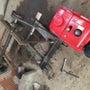 竹パウダー試作機