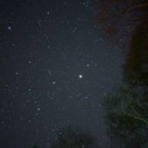 清里の素晴らしい星空…