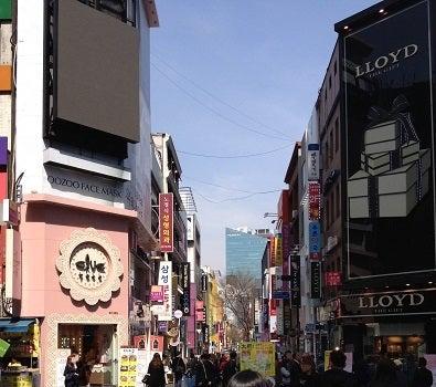 韓国旅行記10