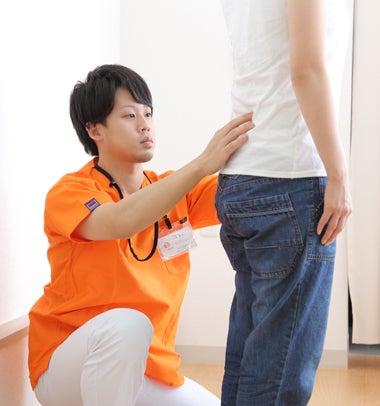 厚別、清田、北広島近郊で産後の姿勢診断