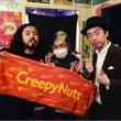 CreepyNuts…