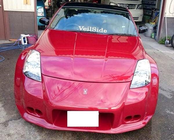 自動車 全塗装