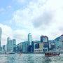 香港生活始まりました…