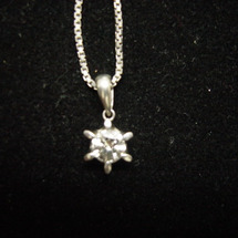 松戸でダイヤモンドの…