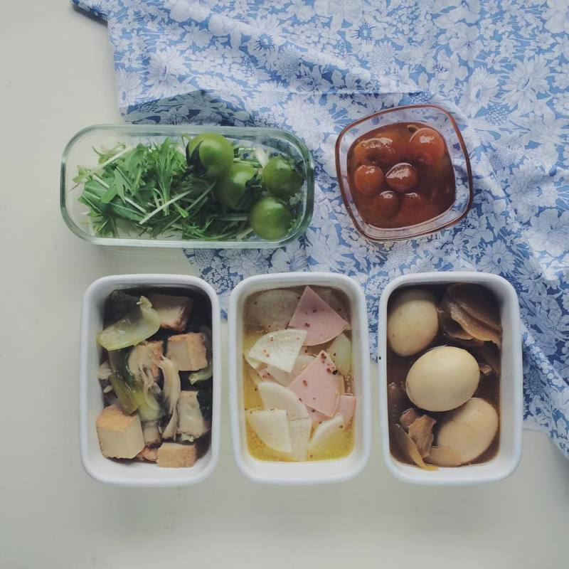 instagram 常備菜 作り置き
