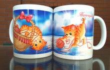 子猫 猫 マグカップ