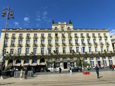 ボルドーグランホテル