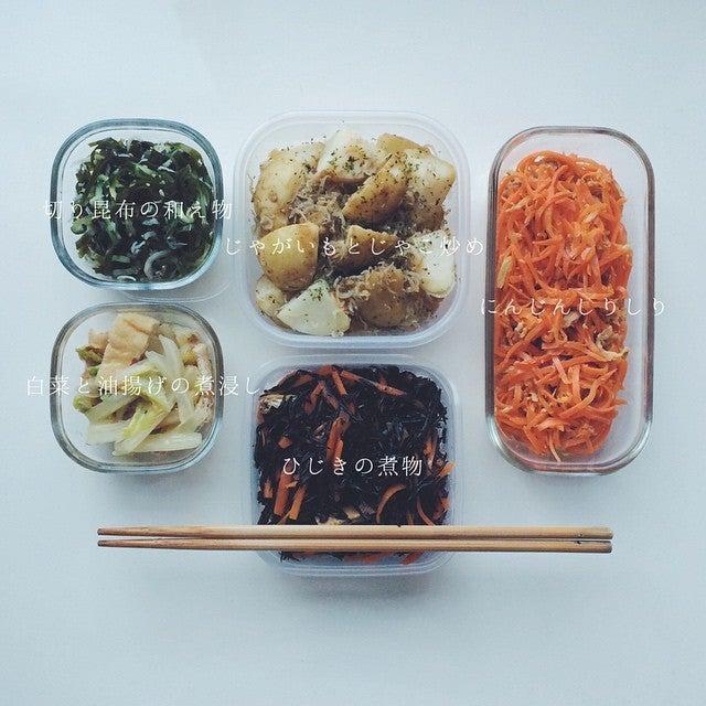 instagram 料理 常備菜