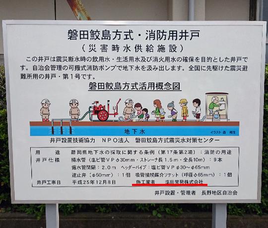 磐田鮫島方式_実績看板