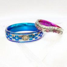 沖縄結婚指輪1