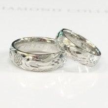 沖縄結婚指輪6