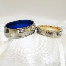 沖縄結婚指輪3