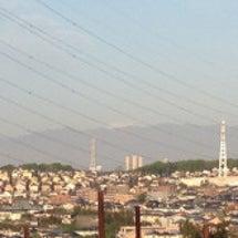 久しぶりに富士山見ま…