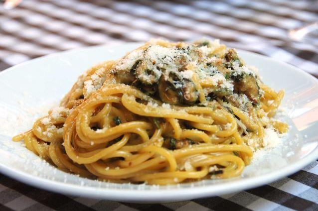 ぐっと惹かれるネラーノ風スパゲティ