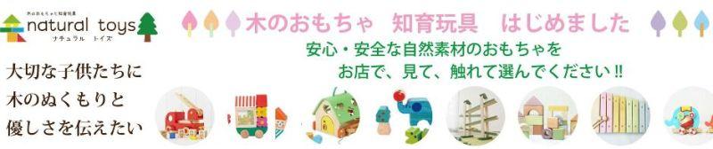 木のおもちゃと知育玩具専門店ナチュラルトイズ