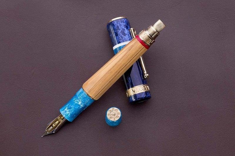 アマルフィのイメージの万年筆