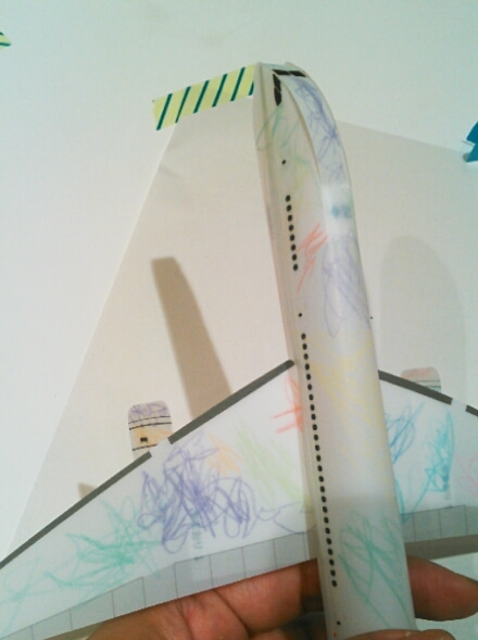 757aa383ed58 完成!ロフト☆無料イベント~フリクション色鉛筆で紙飛行機作り ...