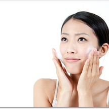 毛穴を綺麗にする洗顔…