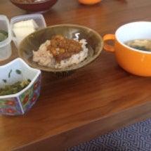 お昼ご飯( ^ω^ …