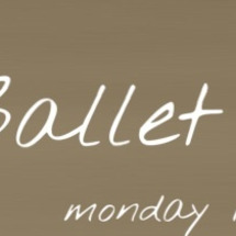 「Ballet yo…