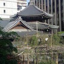 只今、、、、京都六角…