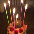早めの誕生日