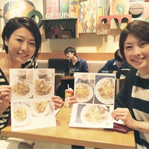 with 料理研究家…