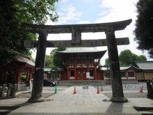 藤崎八旗神社①