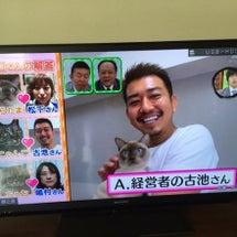テレビ出演