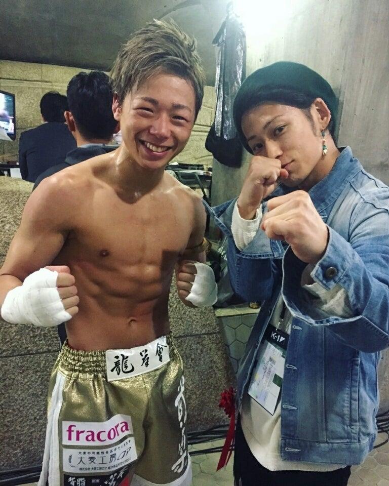 UVERworld TAKUYA∞さん|武尊オフィシャルブログ「ONE SHOT, ONE KILL」Powered by Ameba