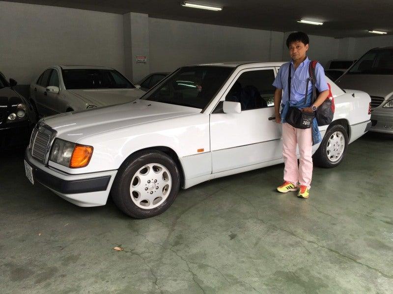 ベンツ修理 W124